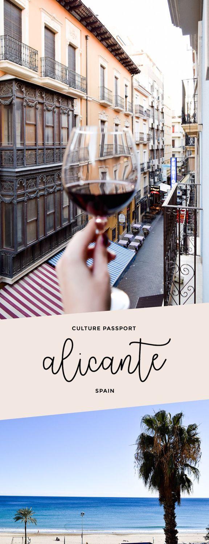 Alicante Wine on Calle San Francisco, Visit Alicante, Travel Spain