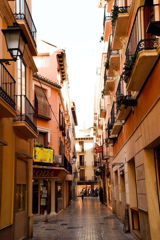 Christian Quarter in Granada