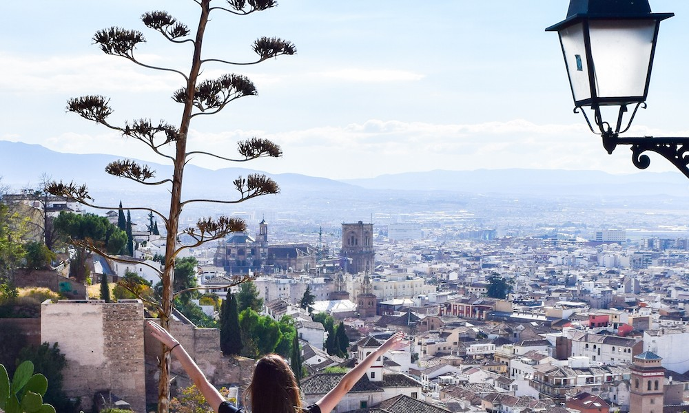 City View of Granada