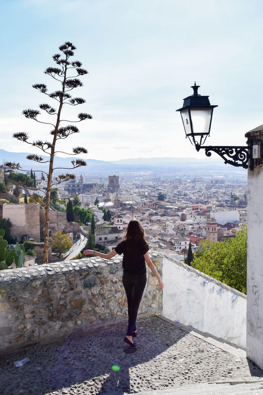 City View of Granada