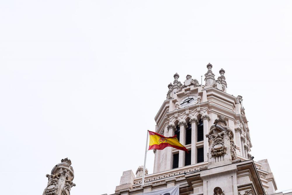 Top of the Palacio de Cibeles