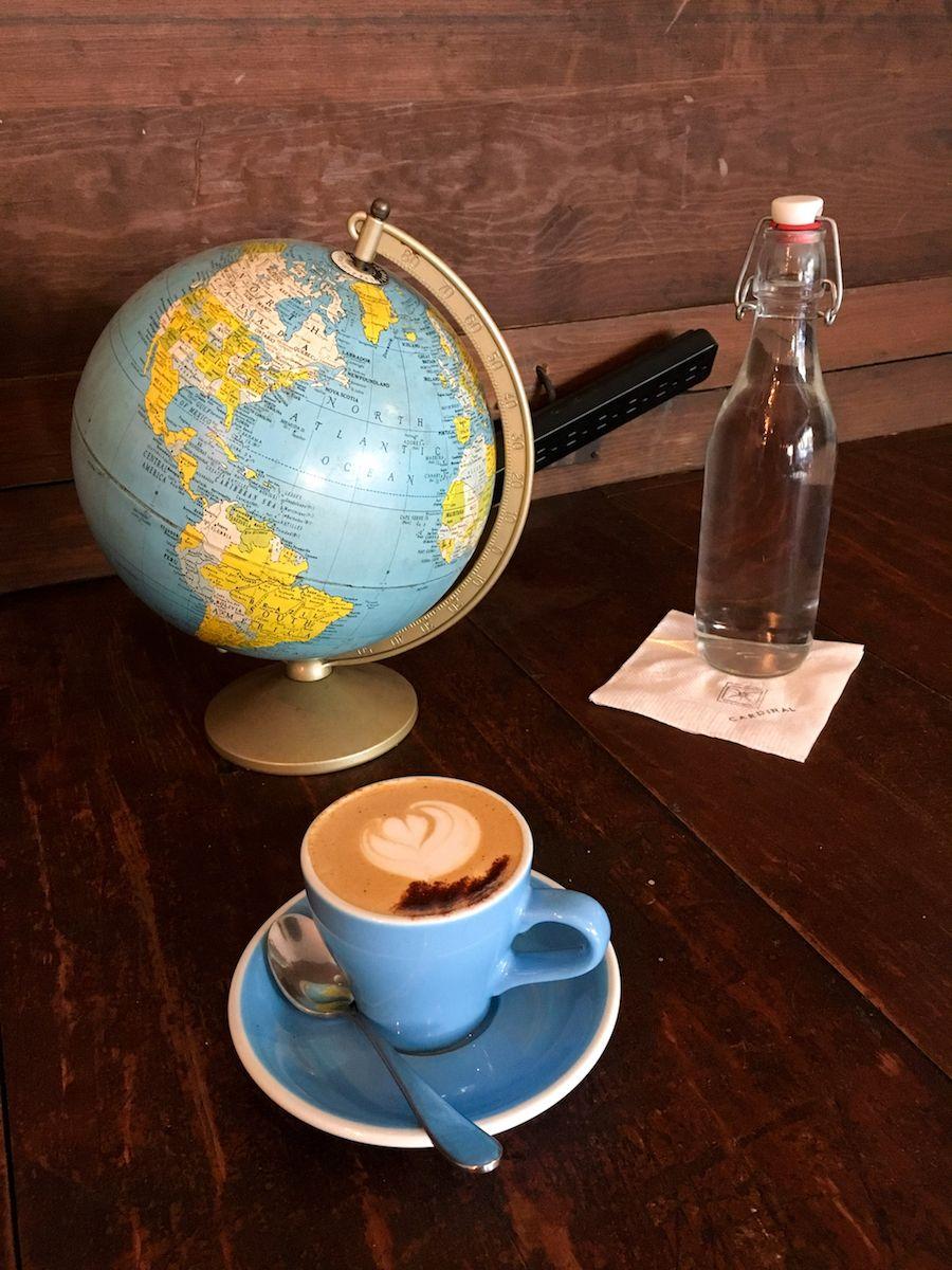 Cardinal Casa de Cafe, Best Mexico City Coffee