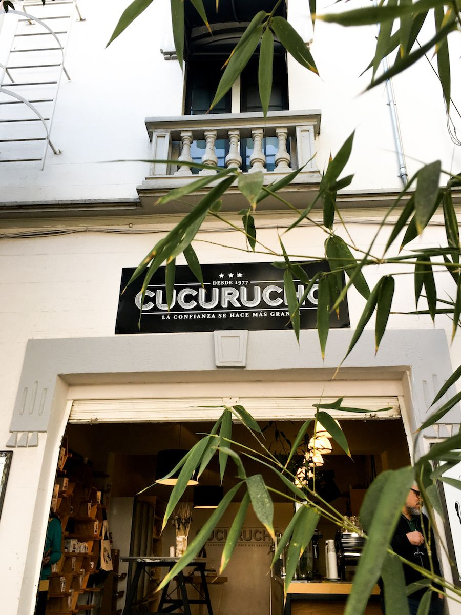 Cucurucho Roma, Best Mexico City Coffee