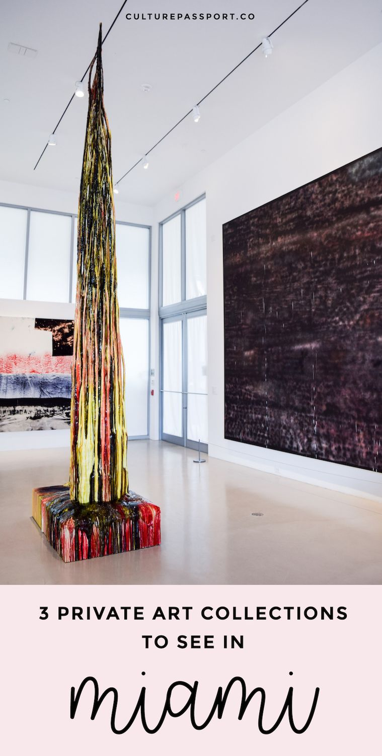 3 Miami Private Art Collections You Need to See if You Love Art, Miami Private Art Collections, art tourism miami