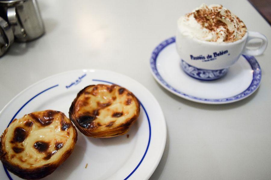 Pastel de Nata, Pasteis de Belém, Lisbon, Portugal