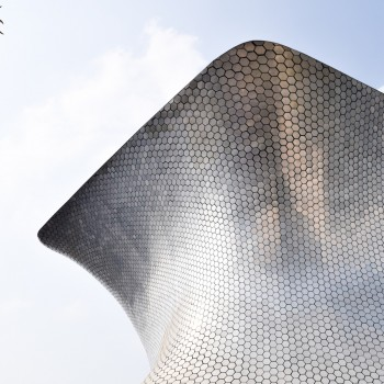 Best Art Museums in Mexico City - Museo Soumaya