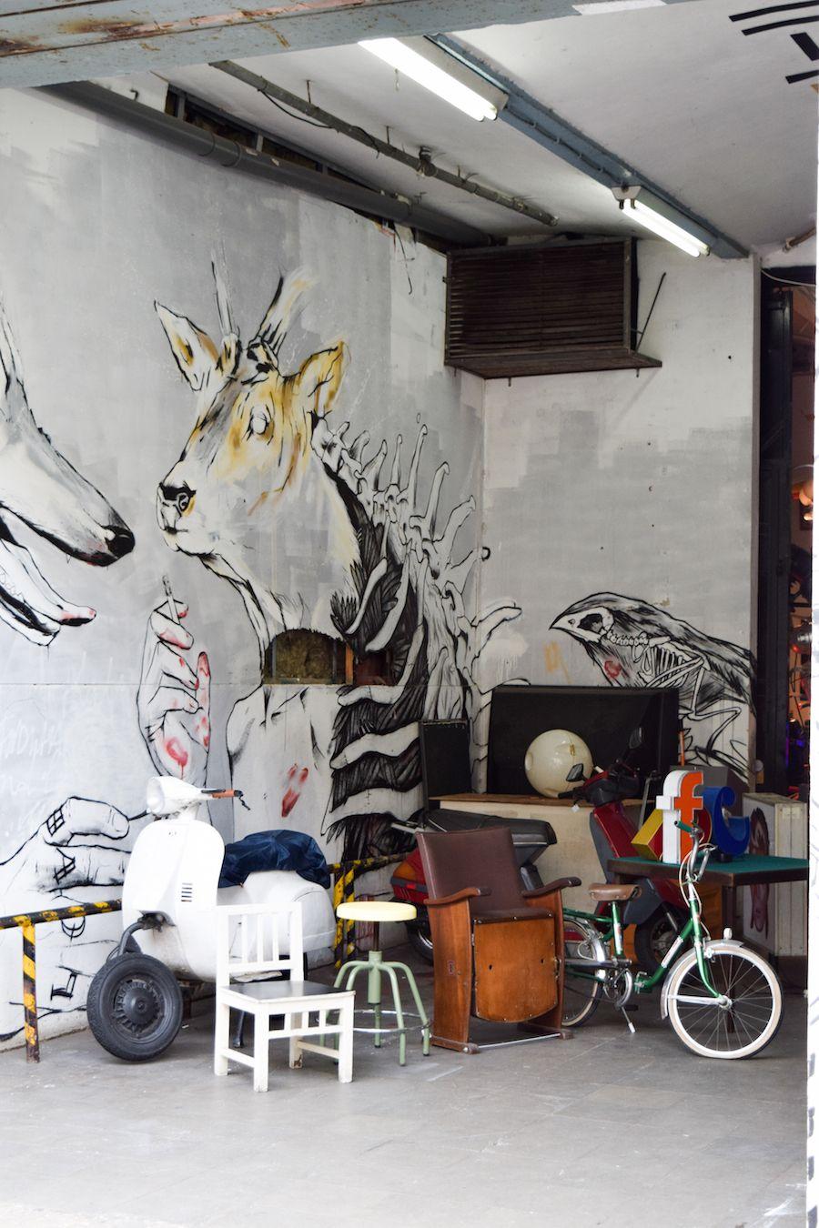 LxFactory, Lisbon, Portugal