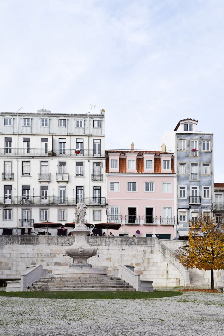 Chafariz das Janelas Verdes, Lisbon, Portugal