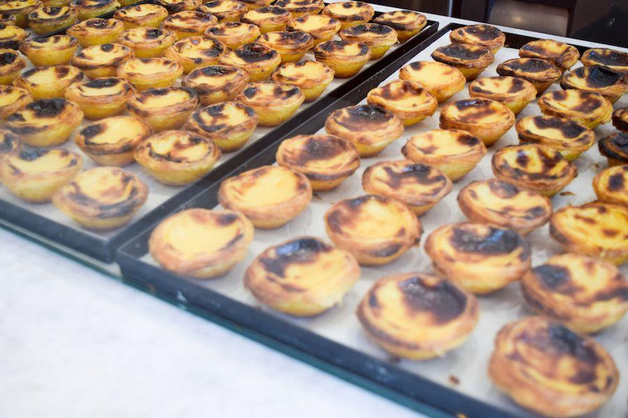 Pastel de Nata at Fabrica de Nata Lisbon, Portugal