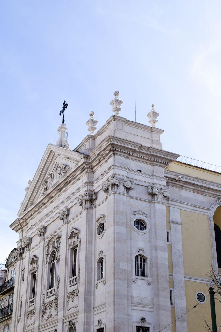 Gorgeous Lisbon architecture