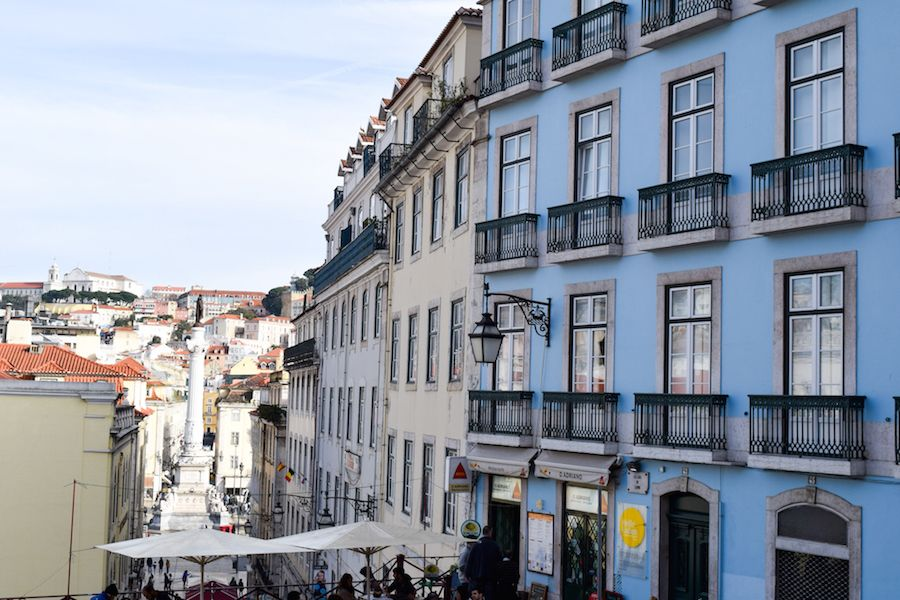 Another great view from Lisbon Portugal