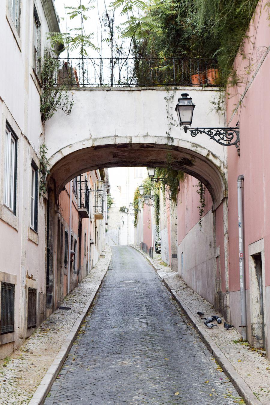 Barrio Alto, Lisbon Portugal