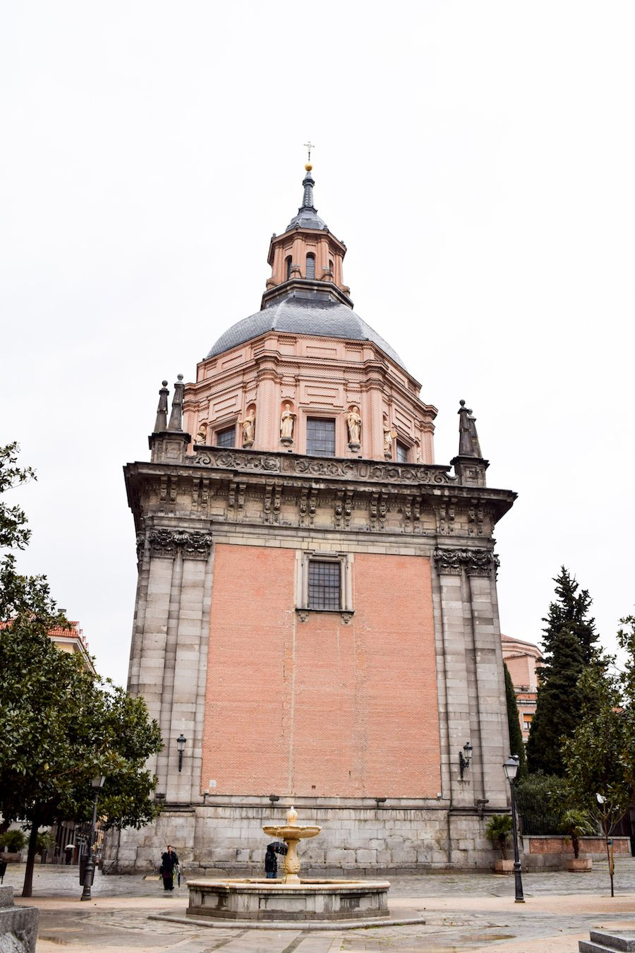 Iglesia San Andrés, Madrid, St. Andrew's Church, Madrid