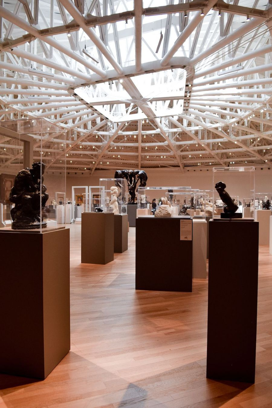 Hundreds of Sculptures, Museo Soumaya, Mexico City