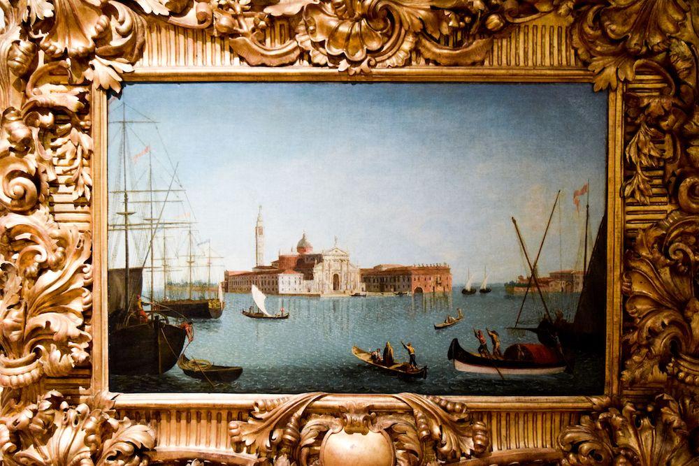 Michele Marieschi, Museo Soumaya, Mexico City