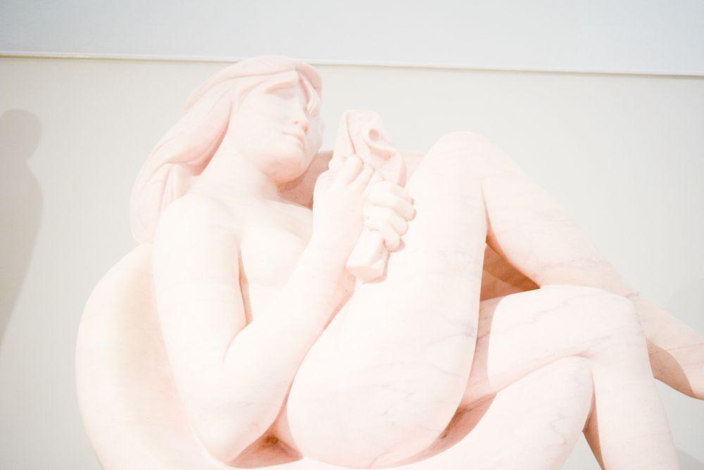 Giacomo Manzoni, Museo Soumaya, Mexico City