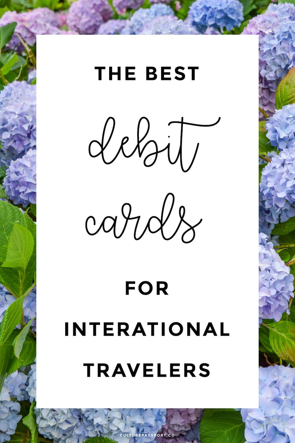 Best Debit Cards for International Travelers
