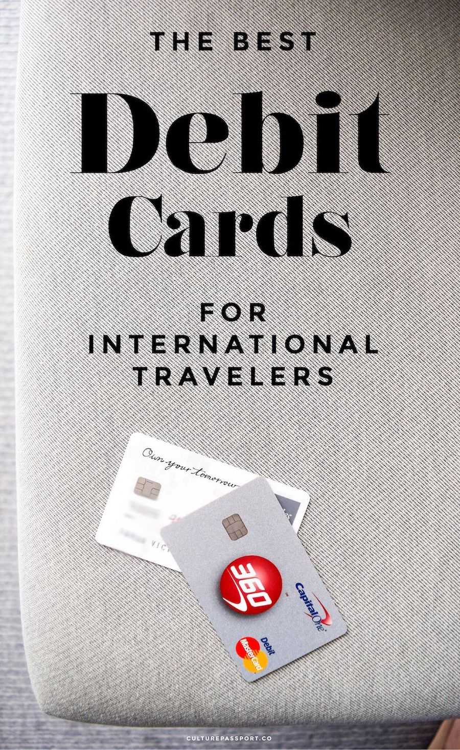 Best Debit Cards for International American Travelers - Save Money on Fees!