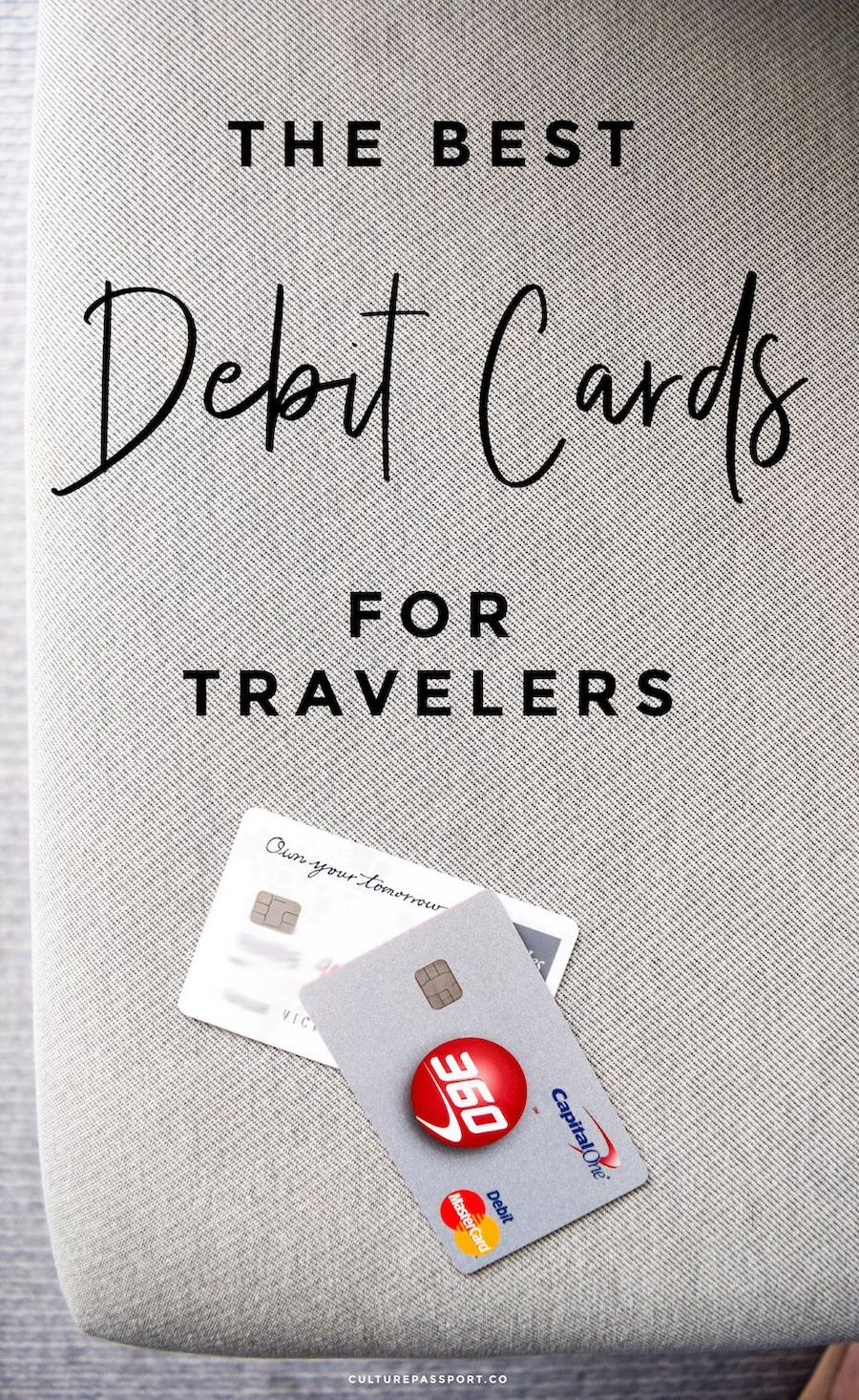 The Best Debit Cards for US Travelers