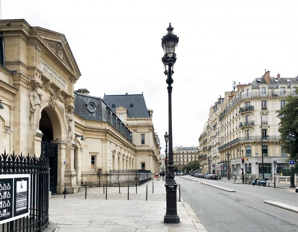 Cities you MUST visit in France - Paris Architecture