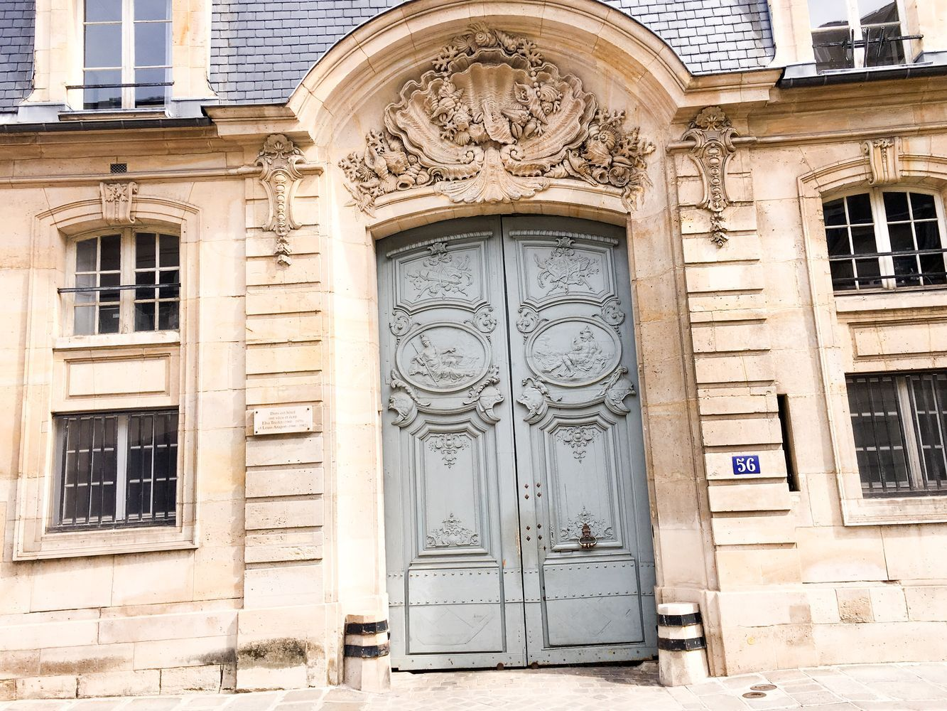 Paris Door