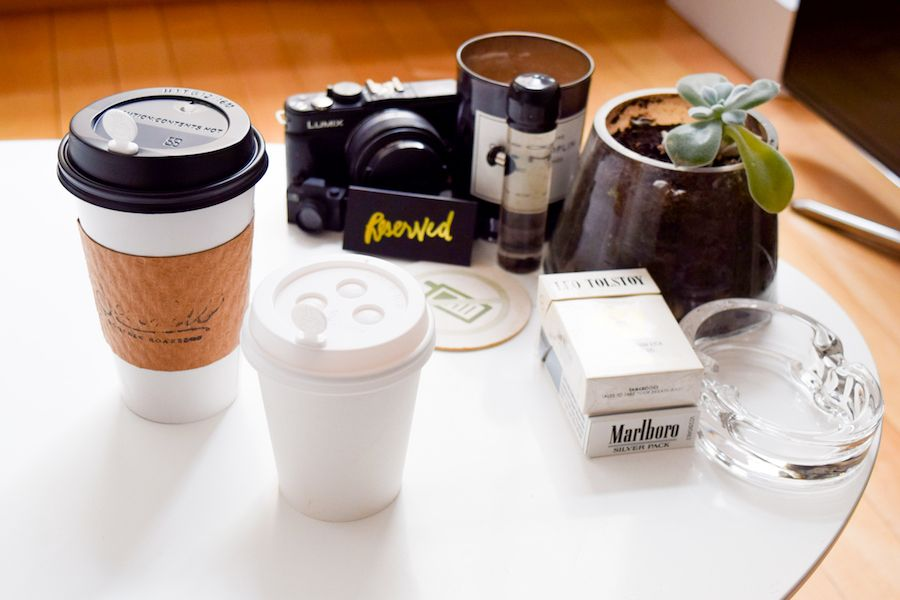 City of Saints Coffee in NYC, Specialty Coffee Shops in New York