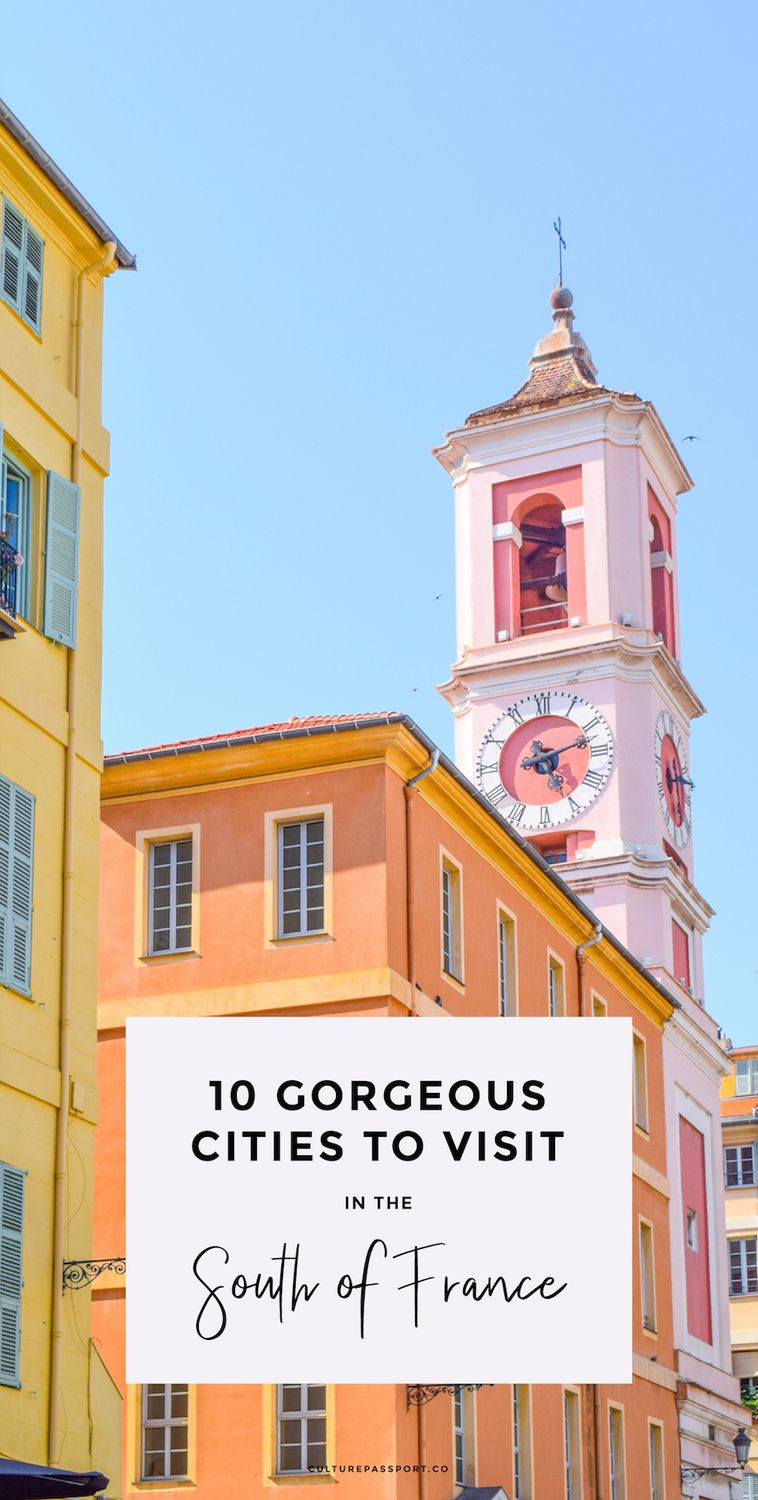 Best Cities in the South of France