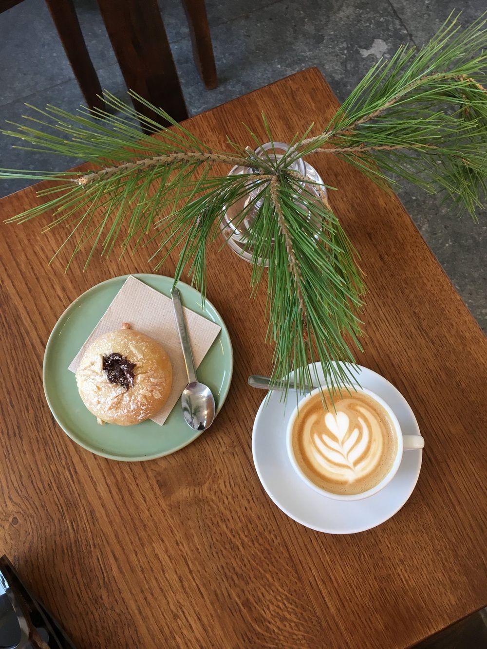 The Broken Arm Coffee in Paris, France