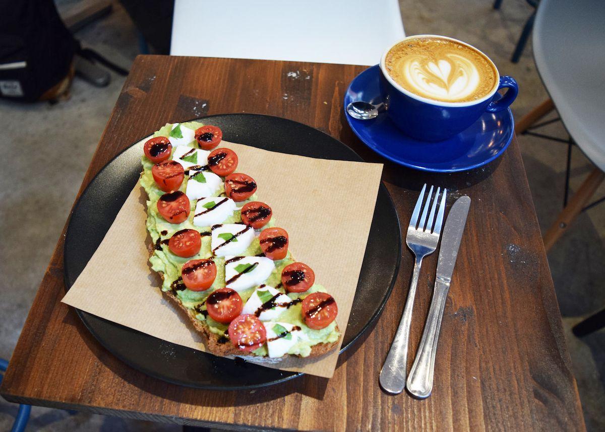 Han So Cafe Madrid, Specialty Coffee Spain