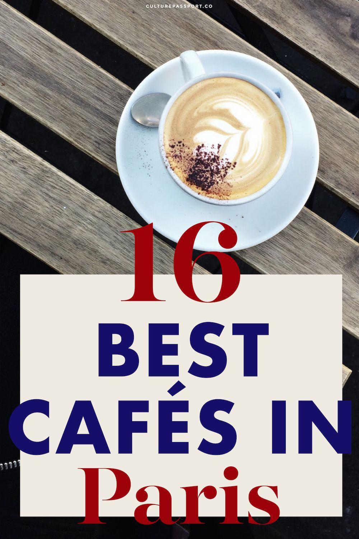 16 BEST Cafes in Paris, Specialty Coffee in Paris, Third Wave Coffee Paris