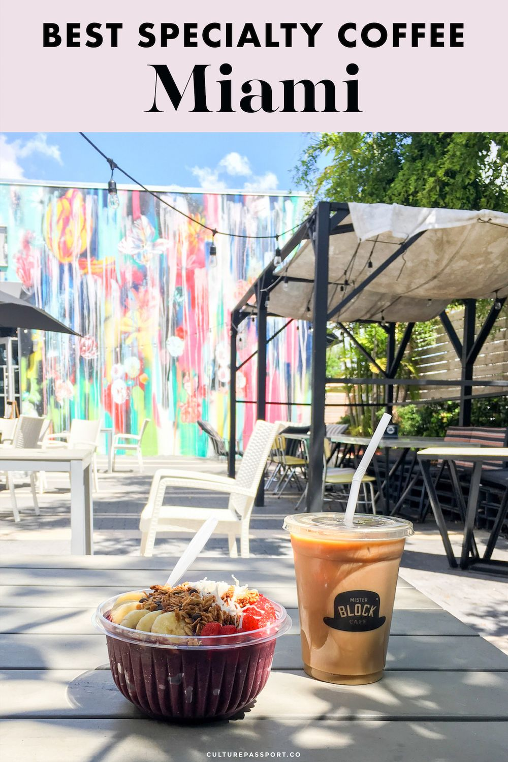 12 Best Coffee Shops In Miami To Get Your Caffeine Fix! Where to Find Artisanal coffee in Miami, Third wave coffee in Miami #specialtycoffee