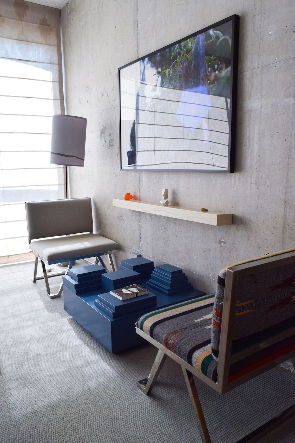 Sitting Area, The Line Hotel Los Angeles