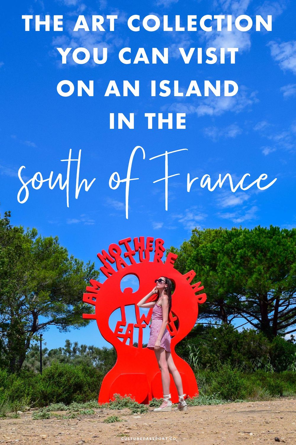 An Art Collection you can visit on an Island in the South Of France