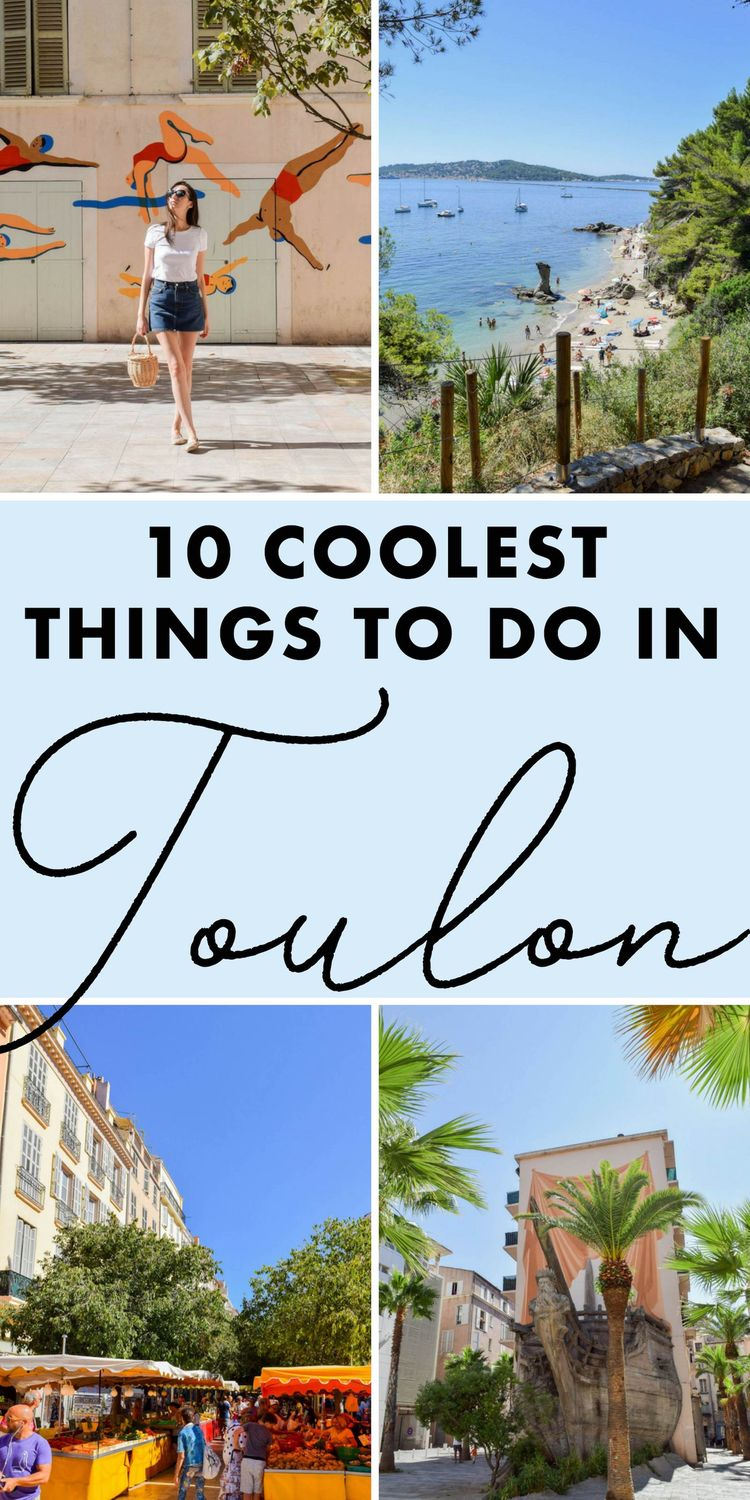10 Coolest Things To Do In Toulon, France