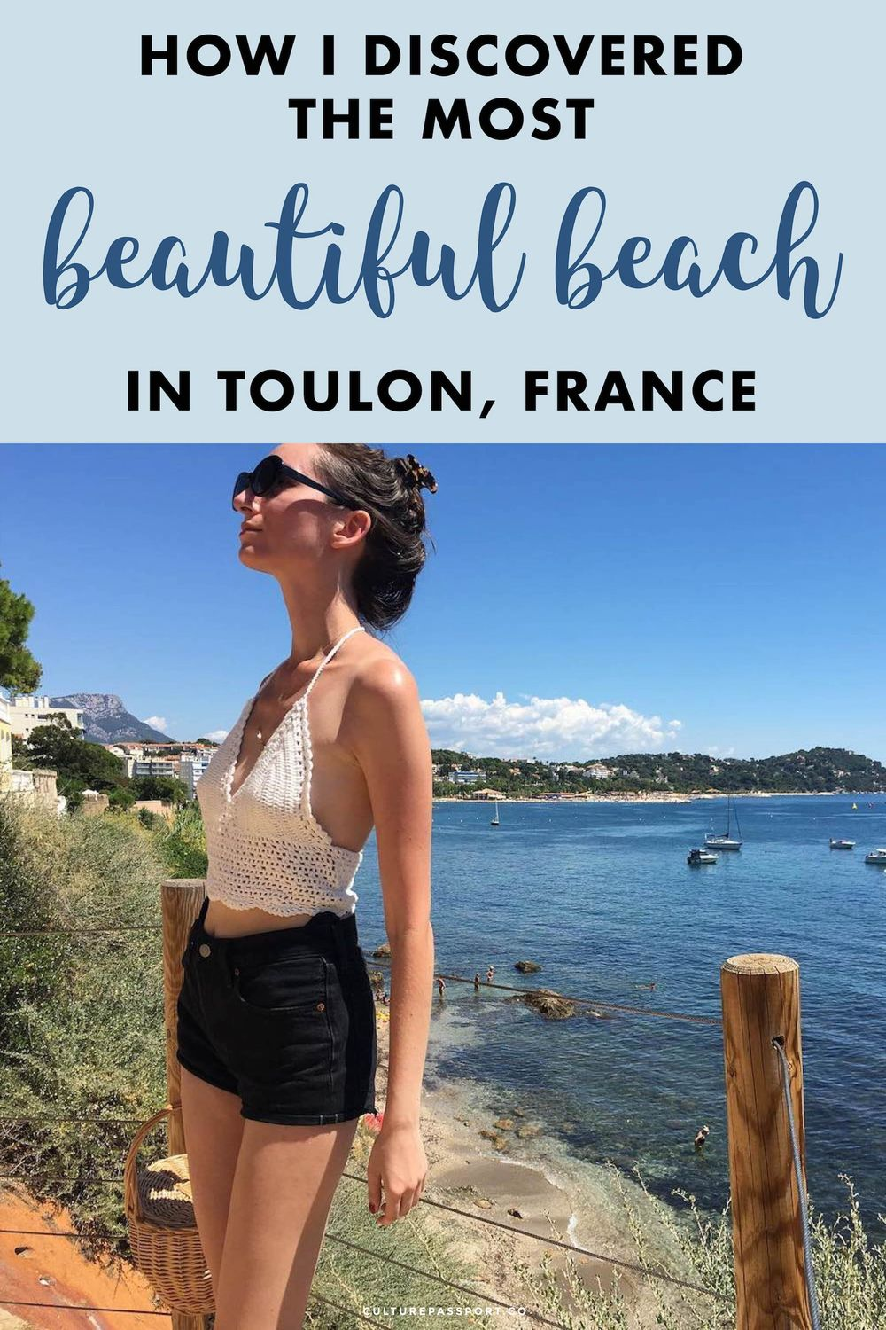 Discovering The Most Beautiful Beach In Toulon