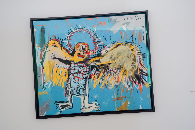 Jean-Michel Basquiat, Fondation Carmignac