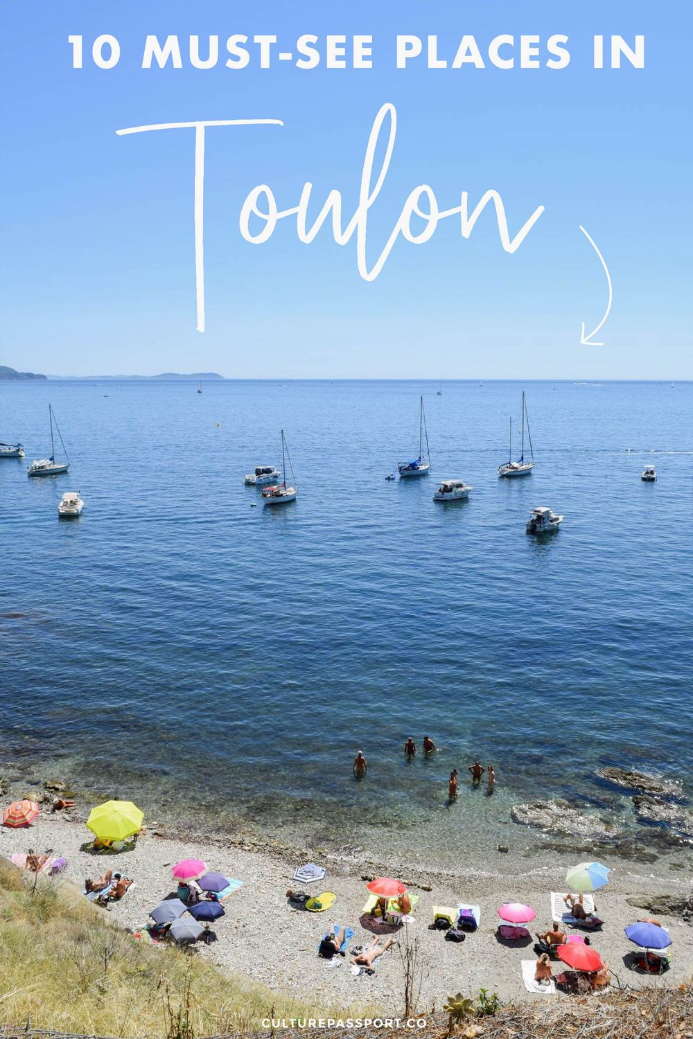 10 Must See Places Toulon, France!