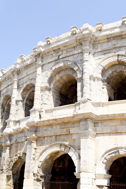 Nîmes Amphitheatre, France