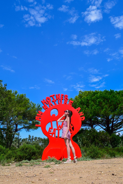 Olaf Breuning, Mother Nature, Fondation Carmignac Ile De Porquerolles