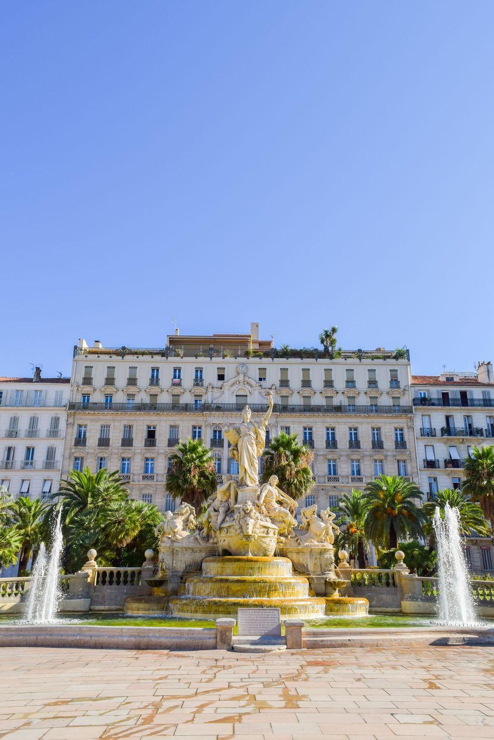 Place De La Liberté Toulon, France