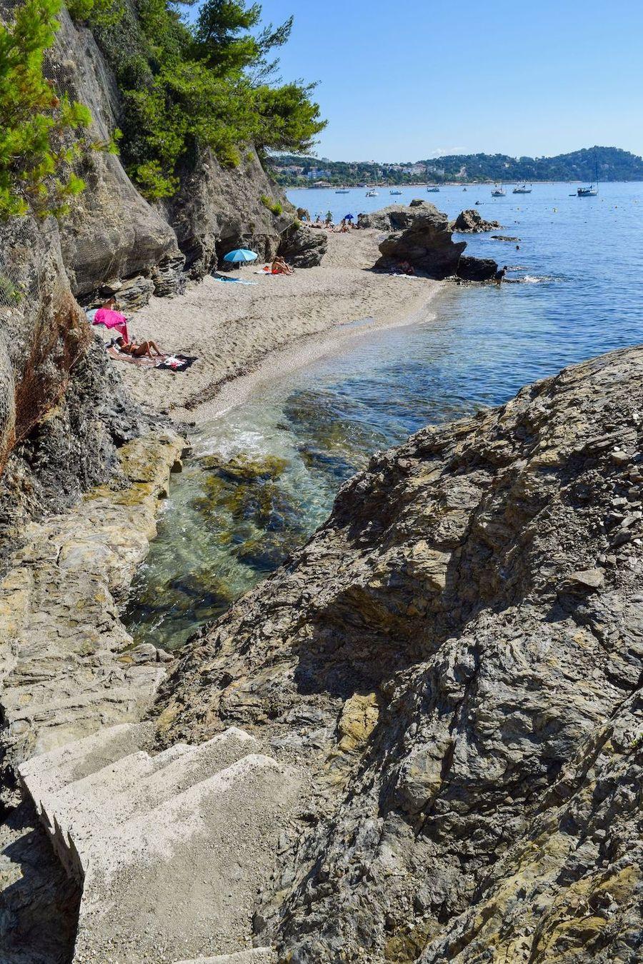 Plage De La Mitre, Toulon, France, Best Beaches in Var