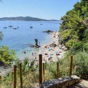 Plage De La Mitre, Toulon, France, Best Beaches in Var