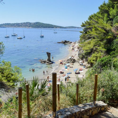 How I Discovered the Most Beautiful Beach in Toulon, France