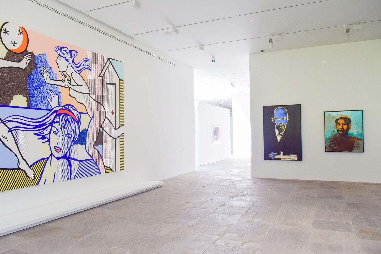 Roy Lichtenstein, Fondation Carmignac