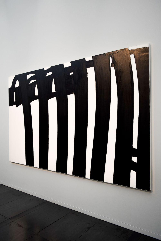 Peinture 17 janvier 1970, Pierre Soulages