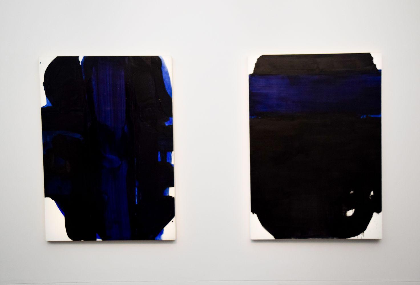 Peinture 4 octobre 1967, Pierre Soulages