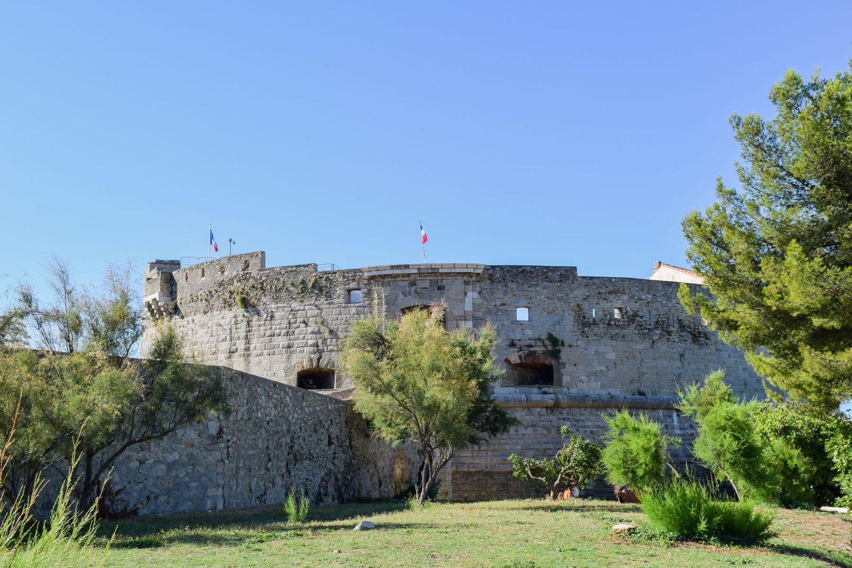 Tour Royale, Toulon, France