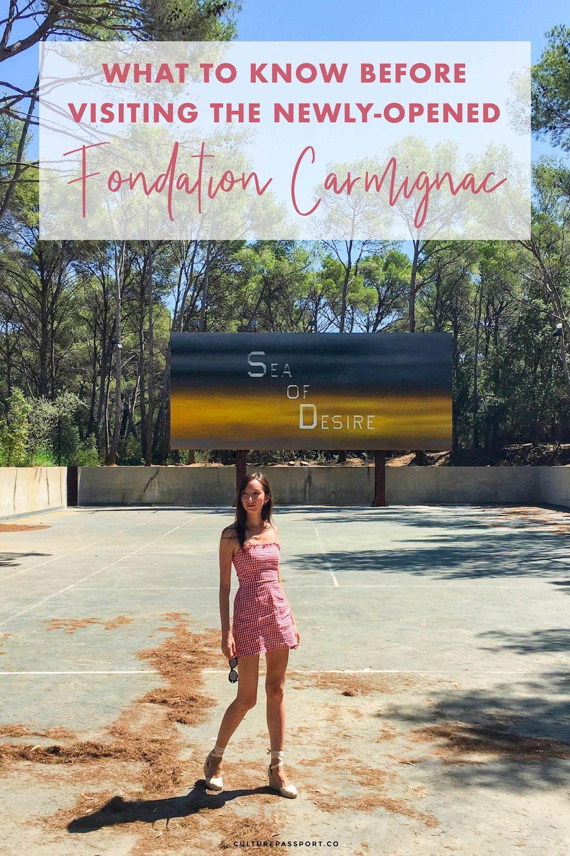What To Know Before Visiting The Fondation Carmignac, Ile de Porquerolles, France