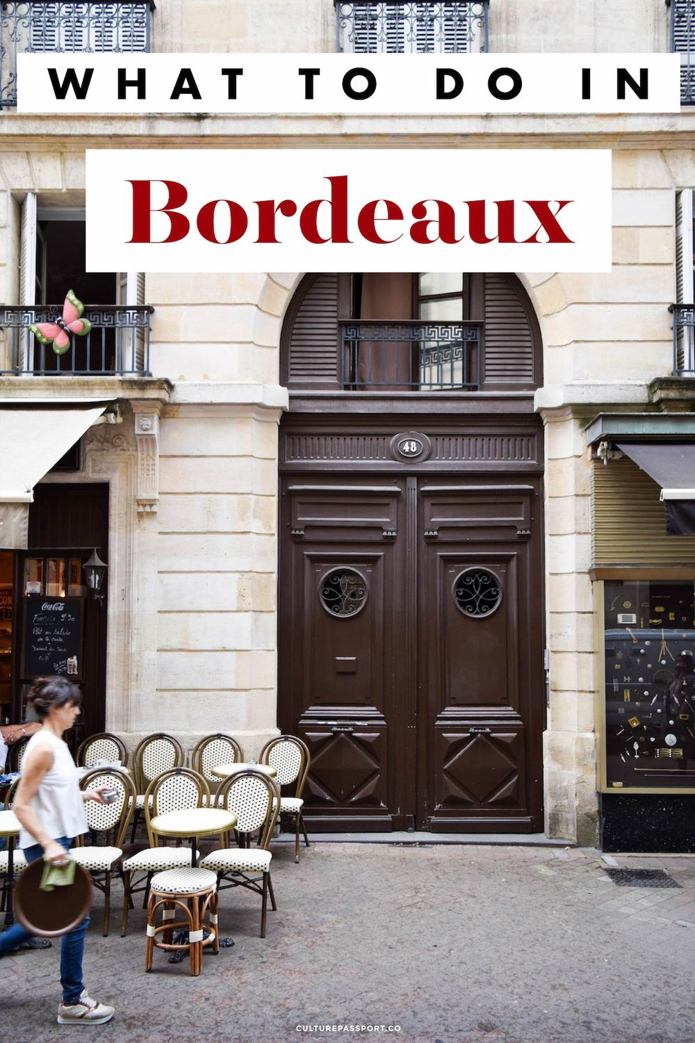 What to do in Bordeaux! #francetravel