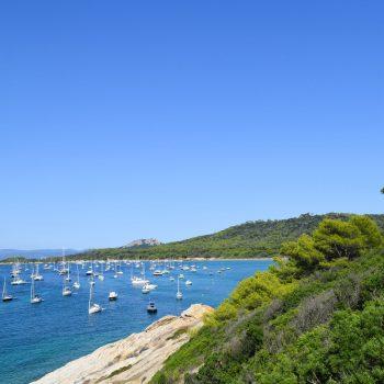 Ile De Porquerolles Boats